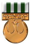 Rebel Legion Supporter